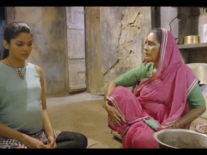 The secret of Pooja Sawant's pregnancy was unraveled   पूजा सावंतच्या प्रेग्नन्सीचे गुपित उलगडले