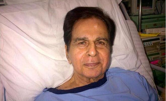 Fans Good News: Dilip Kumar gets discharge from hospital today! | Fans Good News : दिलीपकुमार यांना आज रुग्णालयातून मिळणार डिस्चार्ज !