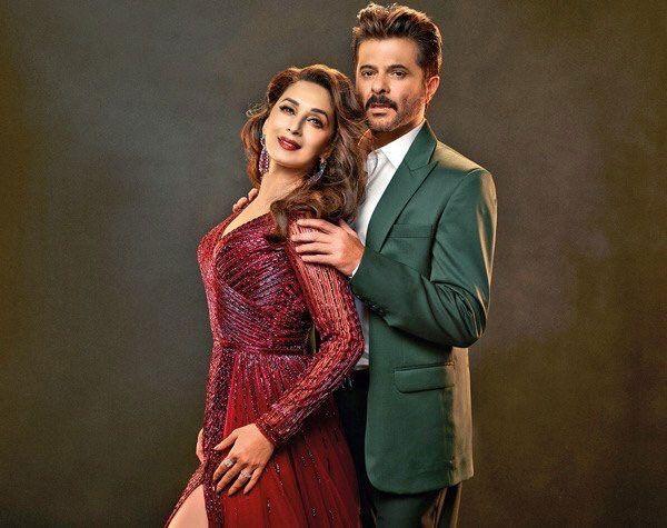Madhuri Dixit and Anil Kapoor's Seasoning Chemistry will be seen again onscreen | माधुरी दीक्षित आणि अनिल कपूरची सिजलिंग केमिस्ट्री पुन्हा एकदा दिसणार ऑनस्क्रिन