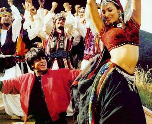 Chhayya Chaiyya, Chalya Chaiyya, was not to sing Malaika Arora but the actress would be seen   चल छैय्या छैय्या या गाण्यात मलाइका अरोरा नव्हे तर ही अभिनेत्री झळकणार होती