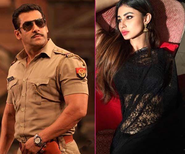 Finally, Salman Khan's 'Dabang 3' talked about the Moini Roy | अखेर सलमान खानच्या 'दबंग ३'बाबत बोलली मौनी रॉय