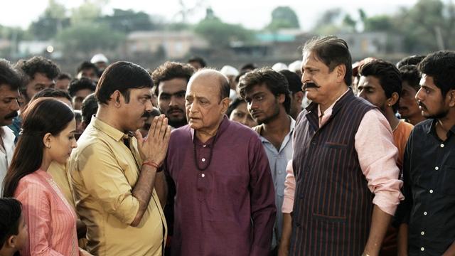 Makarand Anaspurecha will show 'Water Bani' on the film date   मकरंद अनासपुरेचा 'पाणी बाणी' चित्रपट या तारखेला होणार प्रदर्शित
