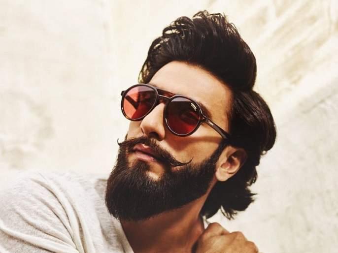 Ranbir Singh's uneasy confession! 'First Kiss' table tennis class was drowned !! | 'बेफिक्रे' रणवीर सिंगची बेधडक कबुली! 'फर्स्ट किस'साठी बुडवला होता टेबल टेनिसचा क्लास !!