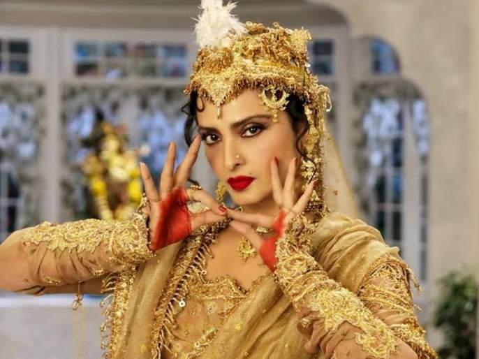 Released in the beauty of Rekha, 'O' the Indian billionaire, shared the music and shared the praise!   रेखा यांच्या सौंदर्यावर फिदा झाले 'हे' भारतीय अरबपती, व्हिडीओ शेअर करून उधळली स्तुतिसुमने!
