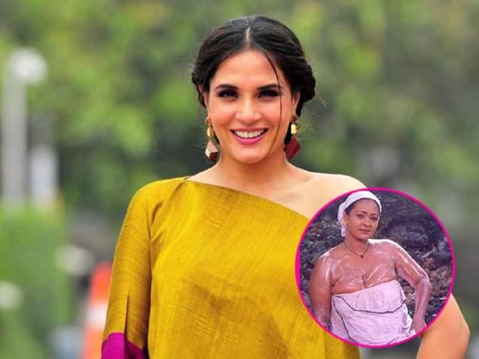 Ritcha Chadha went on the path of Vidya Balan Silk Smita's sister is alive on screen! | विद्या बालनच्या मार्गावर निघाली रिचा चड्ढा! सिल्क स्मिताच्या 'बहिणी'ला करणार पडद्यावर जिवंत!!