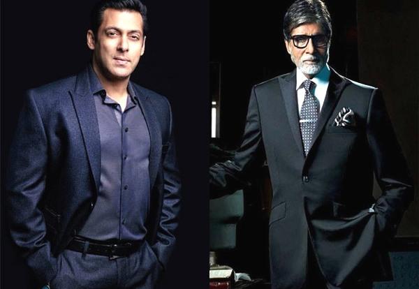 For this reason Amitabh Bachchan will not work with Salman Khan!   या कारणामुळे अमिताभ बच्चन करणार नाही सलमान खानसोबत काम!