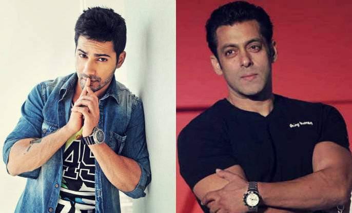 In Salman Khan's twin and Varun Dhawan's twins, these things are: Same to beans | सलमान खानच्या जुडवामध्ये आणि वरुण धवनच्या जुडवा 2 मध्ये या गोष्टी आहेत सेम टू सेम