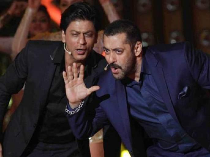 Shah Rukh Khan took a big decision to step on Salman's footstep! Read the news if you want to know !! | सलमानच्या पावलावर पाऊल ठेवत शाहरूख खानने घेतला एक मोठा निर्णय! जाणून घ्यायचे असेल तर वाचा बातमी!!