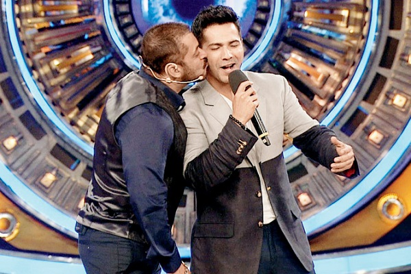Varun Dhawan will appear in the sequel of Salman Khan's super hit film   सलमान खानच्या सुपरहिट चित्रपटाच्या सिक्वेलमध्ये दिसणार वरुण धवन