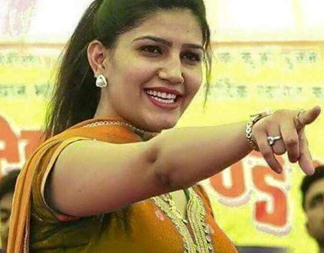 This person is special in Sapna Chaudhary's life, know some unknown facts | सपना चौधरीच्या आयुष्यात ही व्यक्ती आहे स्पेशल,जाणून घ्या काही Unknown Facts