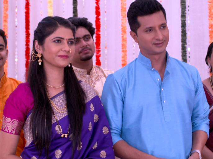 Radha's support will be the future of the relationship! | राधाच्या पाठिंब्याने सावरणार नात्याचं भविष्य !