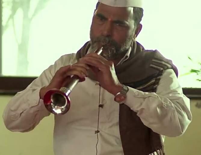 Sayaji Shinde plays the stylist in this film | या सिनेमात दिसणार सयाजी शिंदे सनई वादकाच्या भूमिकेत