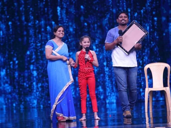 Shilpa Shetty met Kundra on the sets of a Super Hero Super Dancer Chapter 2! | एक सुपर हिरो सुपर डान्सर चैप्टर 2 च्या सेटवर शिल्पा शेट्टी कुंद्रा ला भेटले!