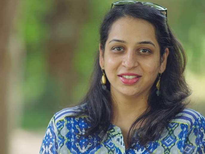 Debt Mate's debut in 'Bapjnam' | दीप्ती माटेचे 'बापजन्म' या चित्रपटातून पार्श्वगायनात पदार्पण