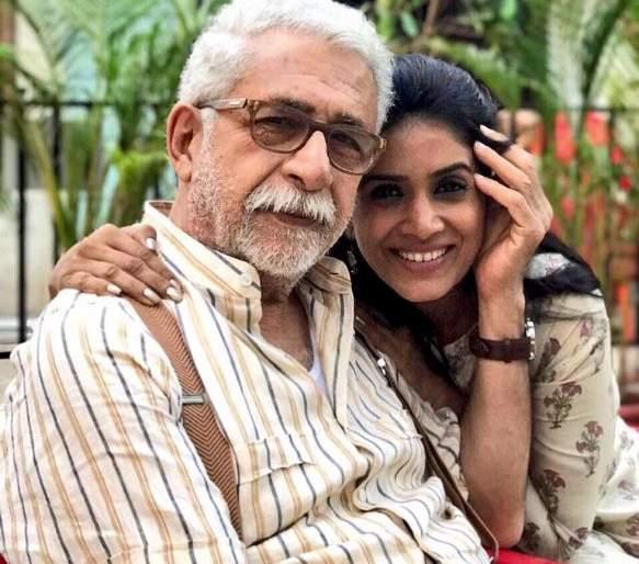 Shooting is from Hindi cinema, but Sonali and this big stars have been created from this story | शूटिंग हिंदी सिनेमाचं, पण या गोष्टीवरुन सोनाली आणि या बड्या स्टारमध्ये निर्माण झाला जिव्हाळा