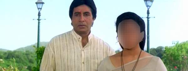Amitabh Bachchan's grandfather died due to accident, 14 years after his death | अमिताभ बच्चन यांच्या या नायिकेचा झाला होता अपघातात मृत्यू, निधन होऊन आज झाली १४ वर्षं पूर्ण