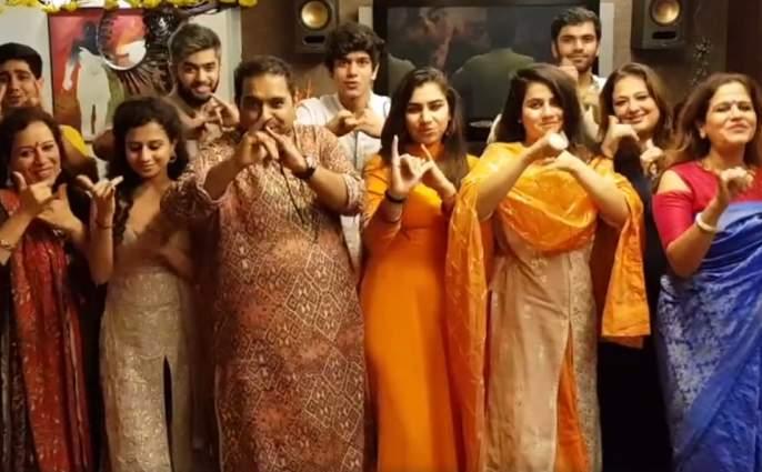 Did you watch Shankar Mahadevan's 'Tutari Challenge' video? | शंकर महादेवन यांचं 'तुतारी चॅलेंज' व्हिडीओ तुम्ही पाहिला का?