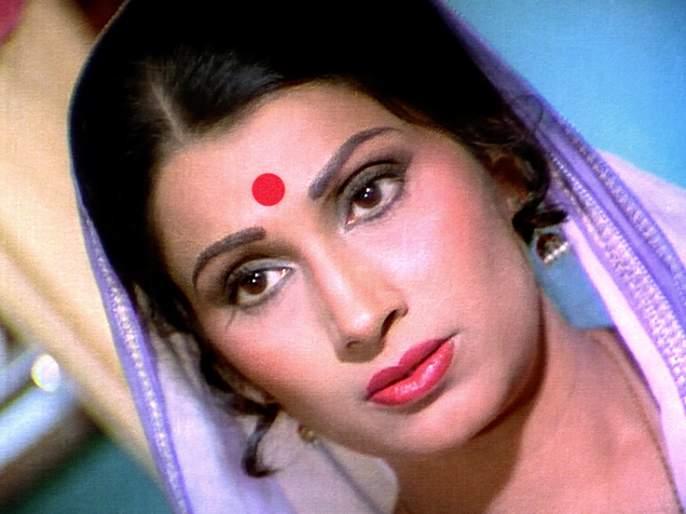 For this reason, Uma Bhande had taken the cinema from her death | या कारणामुळे उमा भेंडे यांनी सिनेविश्वातून घेतला होता संन्यास