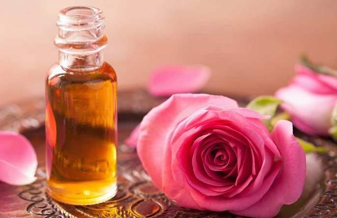 Beauty: Rose oiled beauty! | Beauty : गुलाब तेलाने खुलवा सौंदर्य !