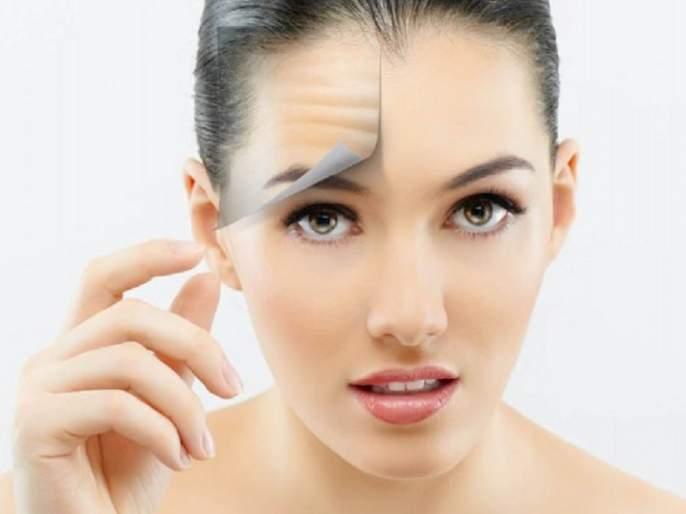 Beauty: These are the 'special' tips to look younger after 40 years!   Beauty : चाळीशीनंतरही तरुण दिसण्यासाठी 'या' आहेत खास टिप्स !