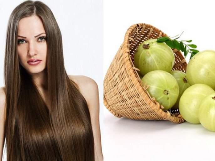 Beauty: Healthy Hair Household Household Mask! | Beauty : निरोगी केसांसाठी घरगुती आवळा हेअर मास्क !