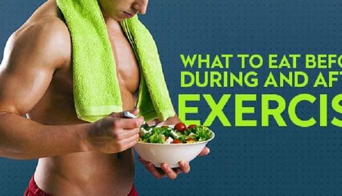 Health: Do you know what to eat after exercise and exercise? | Health : व्यायामापूर्वी आणि व्यायामानंतर काय खावे, माहित आहे का?