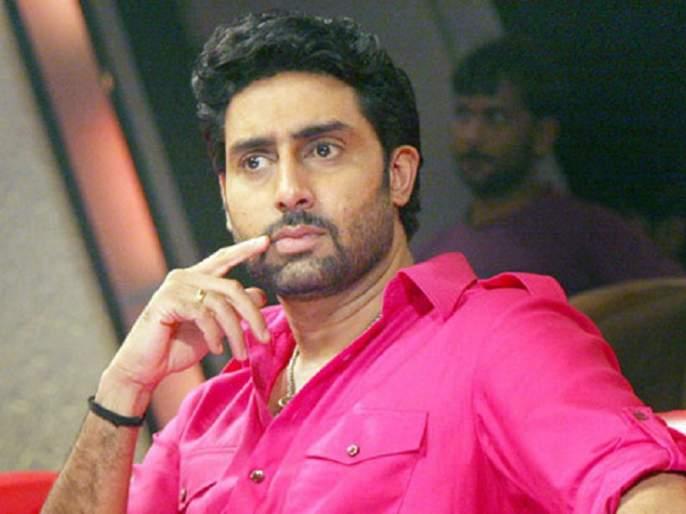 Abhishek Bachchan finally got the job! | अखेर अभिषेक बच्चनच्या हाताला मिळाले काम!