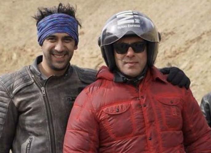Amit Sahebi's entry to Salman Khan starrer 'Race 3'?   सलमान खान स्टारर 'रेस 3'मध्ये होणार का अमित साधची एंट्री ?