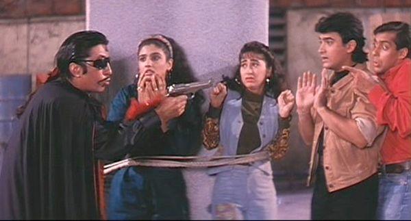 Raveena Tandon will appear in the role of 'O' in the sequel | अंदाज अपना अपनाच्या सिक्वलमध्ये रवीना टंडन दिसणार 'या' भूमिकेत