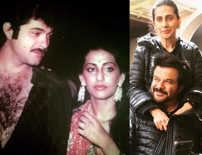 B'day Special: Anil Kapoor did not have the money to pay taxis; All the expenses for wife Sunita! | B'day Special : अनिल कपूरकडे टॅक्सीचे भाडे देण्यासाठी पैसे नसायचे; पत्नी सुनीताच करायची सर्व खर्च!