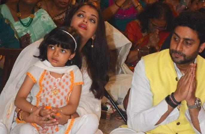 Aishwarya does not want to keep away!   आराध्याला दूर ठेऊ इच्छित नाही ऐश्वर्या!