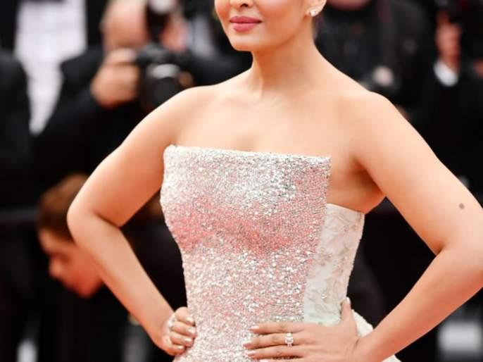 Aishwarya Rai Bachchan said, 'What is makeup?' | ऐश्वर्या राय-बच्चनने म्हटले, 'मेकअप करणे म्हणजे...?'