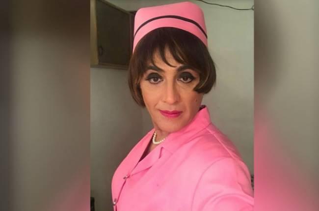 Did you see that the sister-in-law is at home, the new look of Asif Shaikh in the series? | भाभीजी घर पर है या मालिकेतील आसिफ शेखचा नवा लूक तुम्ही पाहिला का?