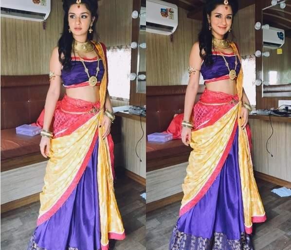 Mardani fame Avniit Kaura will be in the lead for Chandrande Nandini series | मर्दानी फेम अवनीत कौरची चंद्र नंदिनी मालिकेत होणार एंट्री