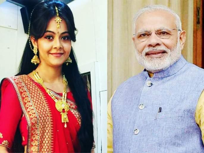 Gopi Bahu went missing after receiving the letter of Prime Minister Narendra Modi; Read detailed!   पंतप्रधान नरेंद्र मोदींचे पत्र मिळाल्याने हरखून गेली 'गोपी बहू'; वाचा सविस्तर!