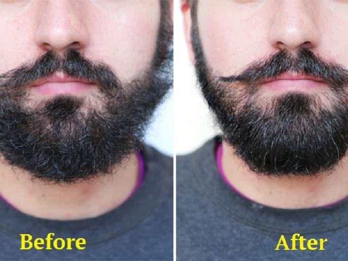 Beauty: Tips to keep a beard soft! | Beauty : दाढी मऊ ठेवण्यासाठी खास टिप्स !