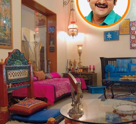 'Sister-in-law is at home', 'Manmohan Tiwari', see INSIDE PHOTOS | 'भाभीजी घर पर है'चे 'मनमोहन तिवारी',बघा INSIDE PHOTOS