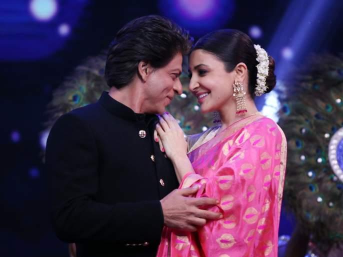 Come on let's play Shah Rukh Khan and Anushka Sharma on the stage when the promotion of Harry Mate Sejal | चला हवा येऊ द्याच्या मंचावर शाहरुख खान आणि अनुष्का शर्मा करणार जब हॅरी मेट सेजलचे प्रमोशन