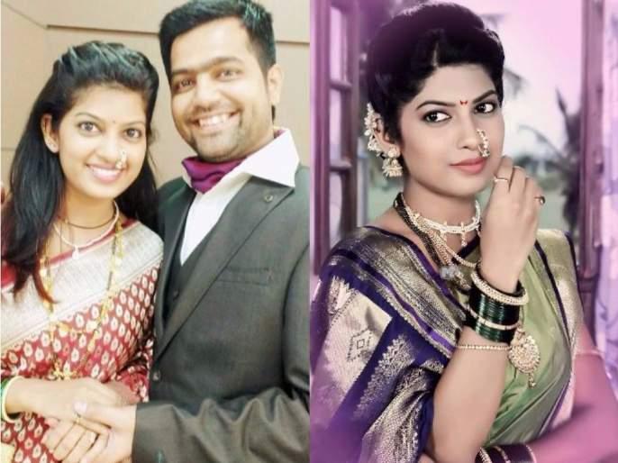 Like Ril Life, he is married in real life too, Rana's 'Vahinya Saheb'!   रिल लाइफ प्रमाणे रिअल लाइफमध्येही विवाहित आहे 'राणा'च्या'वहिनीसाहेब'!