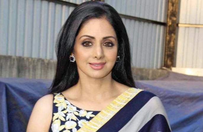 This is Sridevi's last tweet! | हे आहे श्रीदेवींचे शेवटचे ट्विट!