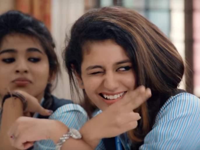 'Viral Girl' is another 'Khalas' video of Priya Light Warrior! Look, 'Oru Adar Love' valentines day special teaser !! | 'व्हायरल गर्ल' प्रिया प्रकाश वारियरचा आणखी एक 'खल्लास' व्हिडिओ !पाहा, 'ओरू अडार लव'चा valentines day special teaser!!