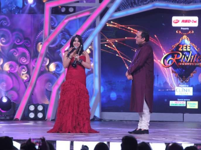 Ekta Kapoor thanked Zee TV for her success | एकता कपूरने तिच्या यशासाठी मानले झी वाहिनीचे आभार