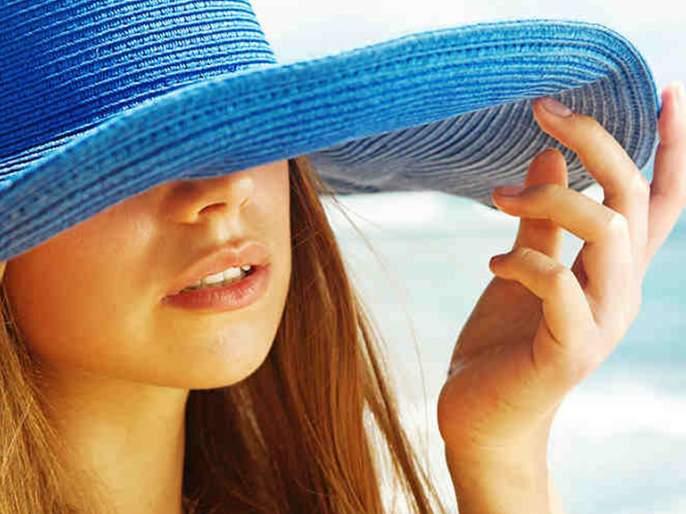 HEALTH: Take care of the skin in the summer!   HEALTH : उन्हाळ्यात त्वचेची अशी घ्या काळजी !