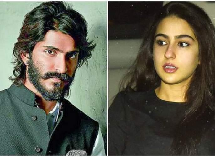 Trouble in paradise: Harshvardhan Kapoor and Sarah Ali Khan's breakup? | Trouble in paradise : हर्षवर्धन कपूर आणि सारा अली खानचे ब्रेकअप?