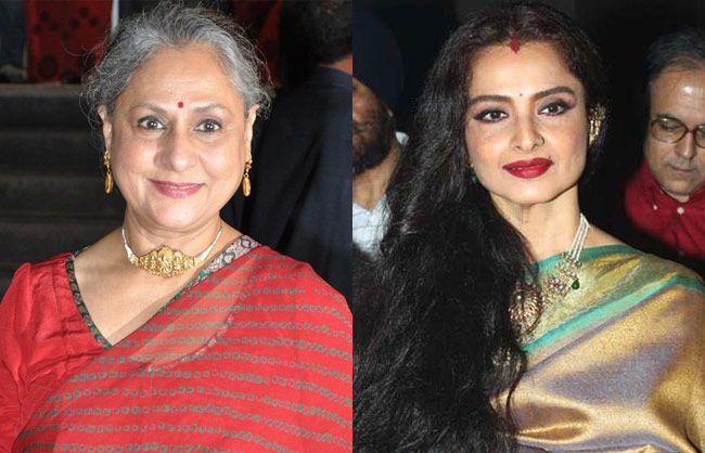 Once upon a time Jaya Bachchan and Rake were the best friends   एकेकाळी जया बच्चन आणि रेखा होत्या बेस्ट फ्रेंड्स