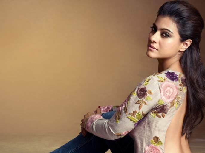 Kajol's film 'Comeback'; Role play an important role!   काजोल 'या' चित्रपटातून करणार कमबॅक; साकारणार महत्त्वाची भूमिका!
