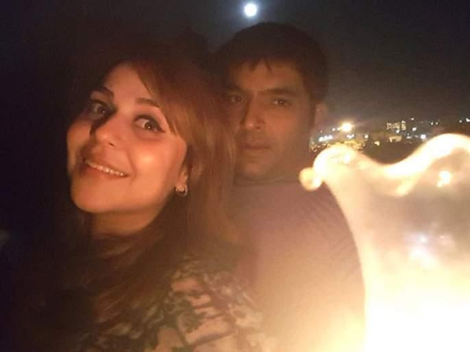 Another shocking news about Kapil Sharma Girlfriends Ginny Chathar with Breake !! | कपिल शर्मासंदर्भात आणखी एक धक्कादायक बातमी! गर्लफ्रेन्ड गिन्नी चतरथसोबत झाले ब्रेकअप!!