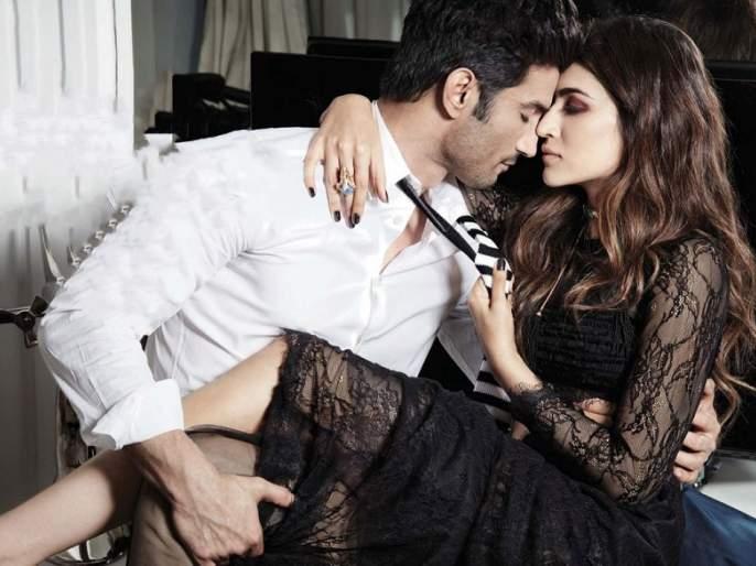 A new news about 'Lovebirds' Sushant Singh Rajput and Kriti Sanan! Read exactly !! | 'लव्हबर्ड्स' सुशांत सिंग राजपूत व क्रिती सॅनन यांच्याबद्दल एक नवी बातमी! नक्की वाचा!!
