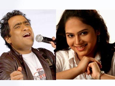 Romantic songs sung by corporator Bela Shende and Kunal Ganjawala | नगरसेवकमध्ये बेला शेंडे आणि कुणाल गांजावालाने गायले रोमँटिक गीत