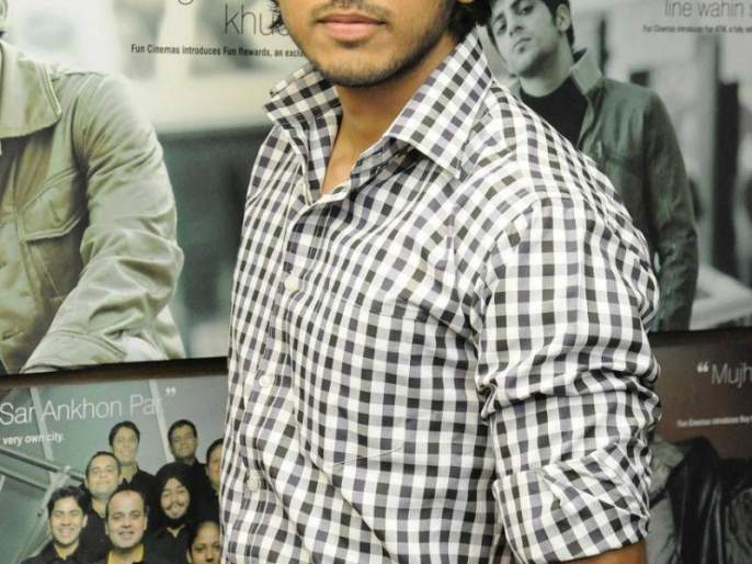 Lalit became the designer | ललित बनला नेपथ्यकार
